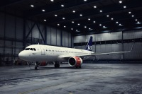 ニュース画像 1枚目:SASのA320neo