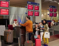 ニュース画像:エミレーツ航空、クリスマス休暇前 12月16日が旅行者のピークに