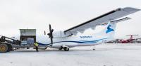ニュース画像:カナダのサミット・エア、ATR-72-200に大型貨物ドアを装備