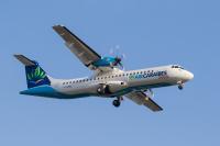 ニュース画像:ATR、グアドループのエア・カライベスにATR 72-600を納入