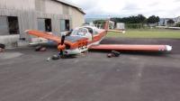 ニュース画像:運輸安全委員会、8月に熊本で発生したFA-200の機体損傷事故で報告書