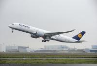 ニュース画像 1枚目:ルフトハンザドイツ航空のA350-900