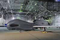 ニュース画像 1枚目:アメリカ空軍のRQ-4グローバルホーク