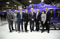 ニュース画像:ベル、カナダ運輸省から505ジェットレンジャーXの型式証明を取得