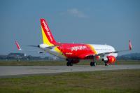 ニュース画像 1枚目:ベトジェットエア A320