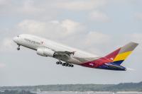 ニュース画像 1枚目:アシアナ航空 A380