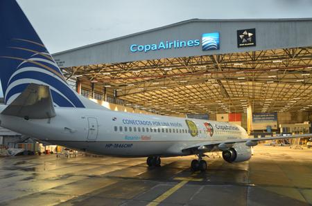 ニュース画像 2枚目:世界2位の定時運航率となったコパ航空