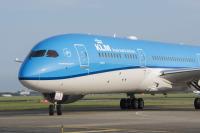 ニュース画像 3枚目:KLMの787