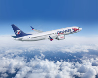 ニュース画像:ボーイング、チェコのトラベル・サービスと737 8 MAXを5機契約