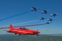 ニュース画像:ピラタス、フランス空軍、ヨルダン空軍、キネティックとPC-21を契約