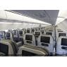 ニュース画像 2枚目:A321の機内はビジネス12席、エコノミー182席