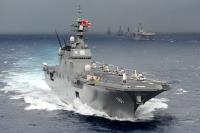 ニュース画像:ヘリ搭載護衛艦「いずも」、4月11日に横須賀で特別公開 参加者募集