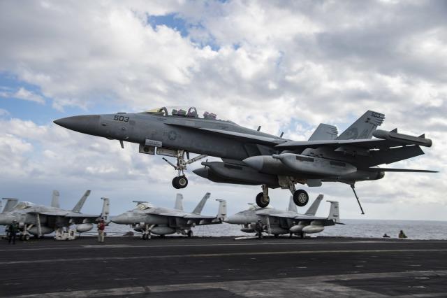 ニュース画像 1枚目:EA-18Gグラウラー、参考画像