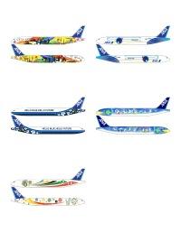 ニュース画像:ANA、東京2020機体デザインコンテスト 入賞5作品の投票を開始