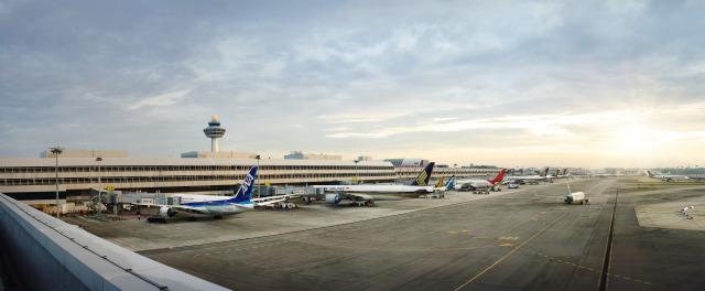 ニュース画像 1枚目:シンガポール・チャンギ国際空港 イメージ