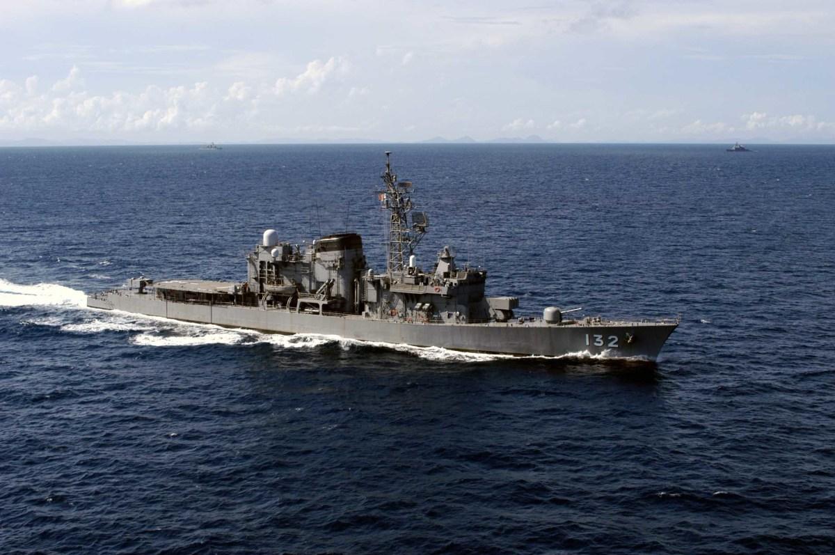ニュース画像 2枚目:護衛艦「あさゆき」 DD-132