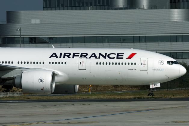 ニュース画像 1枚目:エールフランス 777-200ER、イメージ
