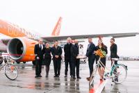 ニュース画像:イージージェット、ブタペスト/アムステルダム線に就航 A319で週3便