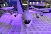 ニュース画像:ロシアUAC、390席のIL-96-400Mを開発で合意 2019年初飛行へ