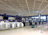 ニュース画像:成田空港、3月30日に国際線として日本初の自動手荷物預け機を導入