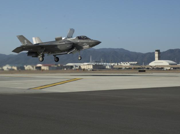 ニュース画像 1枚目:参加が期待されるF-35BライトニングII