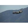 ニュース画像 2枚目:岩国基地を飛行するF-35B