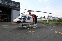 ニュース画像:朝日航洋のヘリを使用した水陸同時計測、河川での実証実験を実施