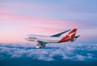 ニュース画像 2枚目:カンタス航空 747-400