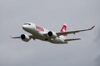 ニュース画像:ボンバルディア、SWISSに6機目のCS100を納入 下半期は納機数を増加