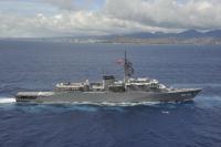 ニュース画像 1枚目:練習艦「かしま」、TV-3508