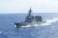 ニュース画像 1枚目:護衛艦「てるづき」、DD-116