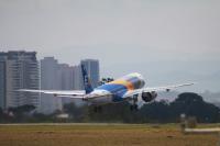 ニュース画像 1枚目:E190-E2 4号機が初飛行