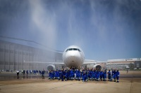 ニュース画像:南アフリカ航空、ヨハネスブルグ/ビクトリアフォールズ線にA330を導入