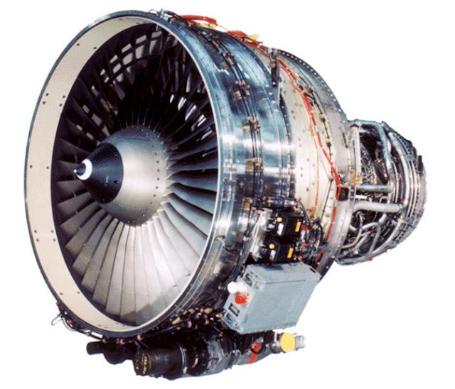 ニュース画像 1枚目:現行のA320に搭載されているCFM56-5Bエンジン
