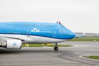 ニュース画像:KLMオランダ航空、747コンビでパンダ2頭をオランダに輸送