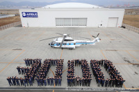 ニュース画像:エアバス・ヘリコプターズ・ジャパン、海上保安庁にEC225 LPを納入