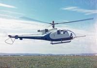 ニュース画像:エアバス・ヘリコプターズ、SA341/SA342ガゼルの初飛行50周年を祝う