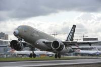 ニュース画像:ボンバルディア、Cシリーズの急角度進入で認可 カナダ運輸省とEASAから
