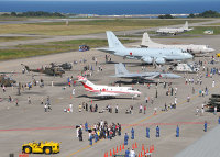 ニュース画像:海自八戸航空基地、9月23日と24日に60周年記念行事と航空祭を開催へ