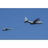 ニュース画像 16枚目:F/A-18DホーネットとKC-130Jの空中給油