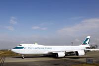 ニュース画像:キャセイ・カーゴ、アトラス・エアとACMI契約 747-8Fを2機