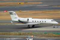 ニュース画像:航空局、検査機「JA002G」を売却 三菱重工グループに移転登録