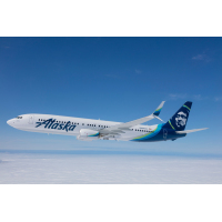 ニュース画像 1枚目:アラスカ航空 イメージ