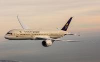 ニュース画像 1枚目:サウディア 787-9