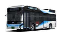 ニュース画像:関西エアポート、関空で水素燃料電池バスの運行実証を実施 5月27日から