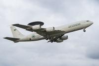 ニュース画像 1枚目:サウジアラビア空軍 E-3 AWACS