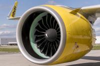 ニュース画像:米LCCのスピリット航空、保有機数が100機到達 記念の機体はA321