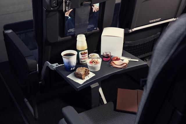 ニュース画像 1枚目:新たなコンセプト「New Nordic by SAS」の機内食
