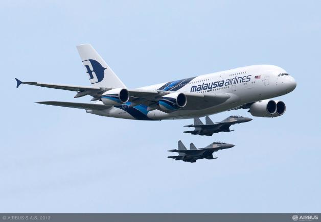 ニュース画像 1枚目:マレーシア航空 A380、イメージ
