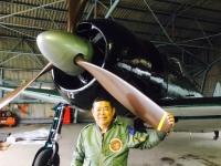 ニュース画像:日本人パイロットで里帰り零戦が実現 レッドブル・エアレースで飛行へ